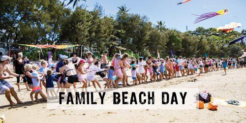 Port Douglas Carnivale Family Beach Day