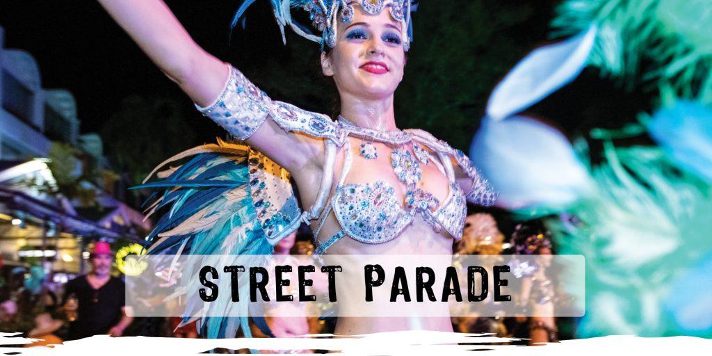 Port Douglas Carnivale Macrossan Street Parade