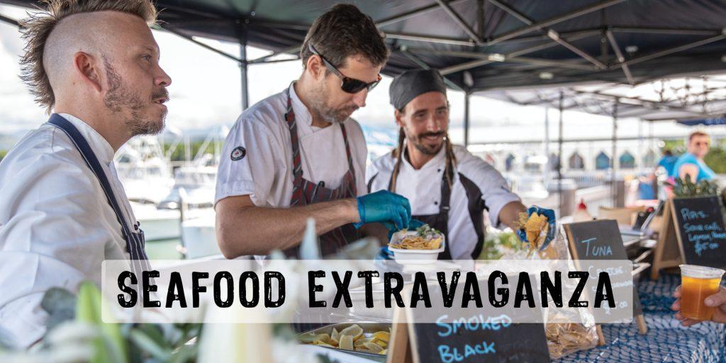 Port Douglas Carnivale SeaFood Extravaganza