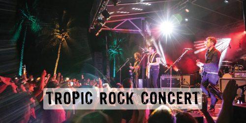 Port Douglas Carnivale Tropic Rock Concert