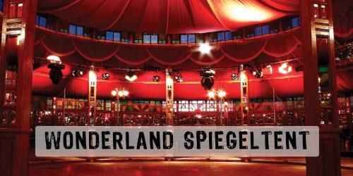Port Douglas Carnivale Wonderland Spiegeltent
