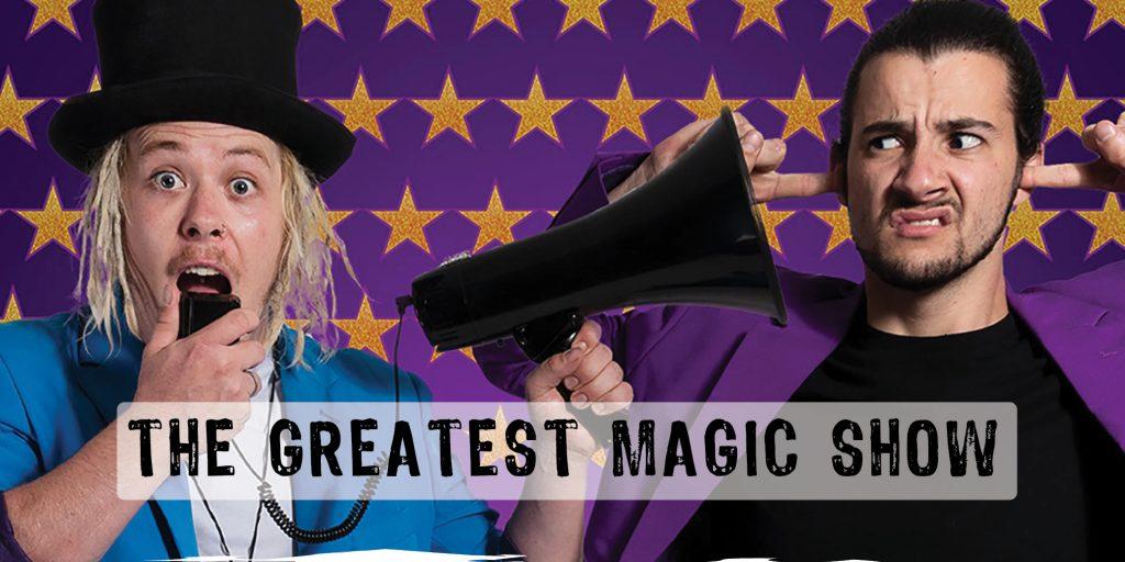The Greatest Magic Show hero shot